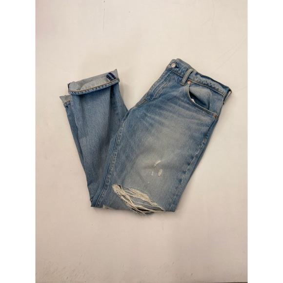 Denim - Women's Jeans Blue Size One